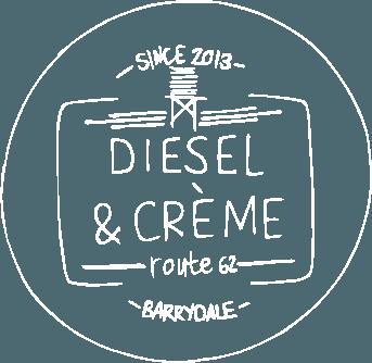 Diesel & Cream Logo